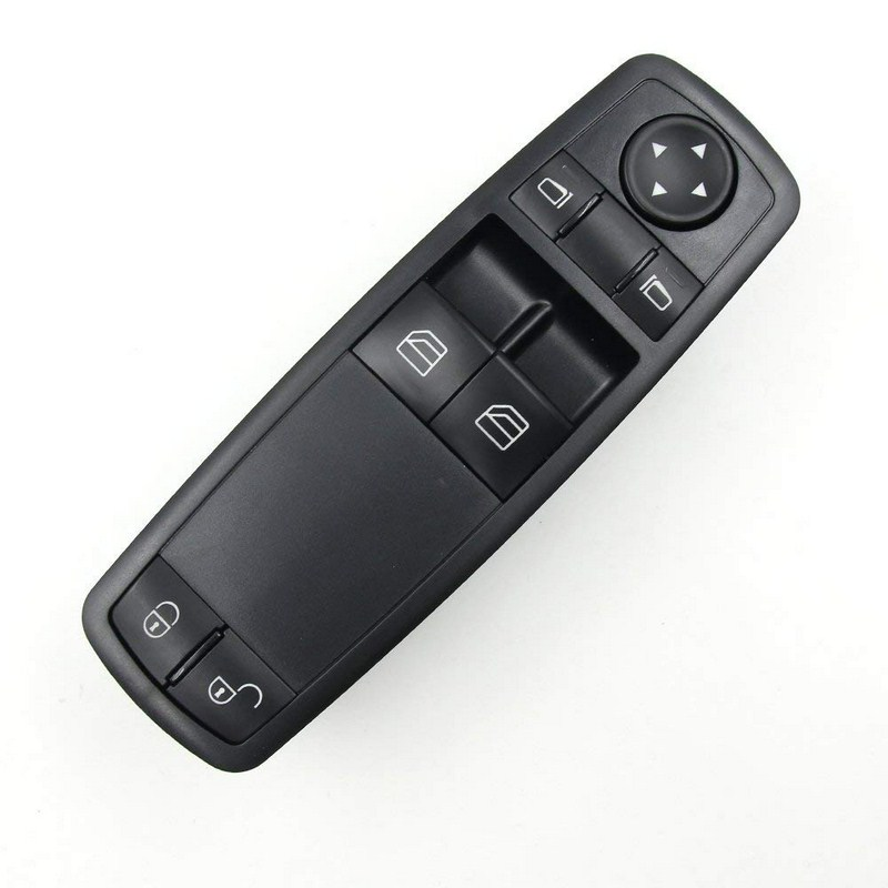 New car Window switch 1698206410 Master Window Control Switch Fit for <font><b>Mercedes</b></font> Benz 05-09 <font><b>W169</b></font> <font><b>A170</b></font> A200 05-09 image