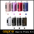 100% Original 2500mah Aspire Plato Kit All-in-One TC 50W Adjustable Airflow Kit with 5.6ml