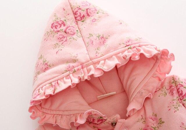 Floral Princess Girls Bodysuit 3