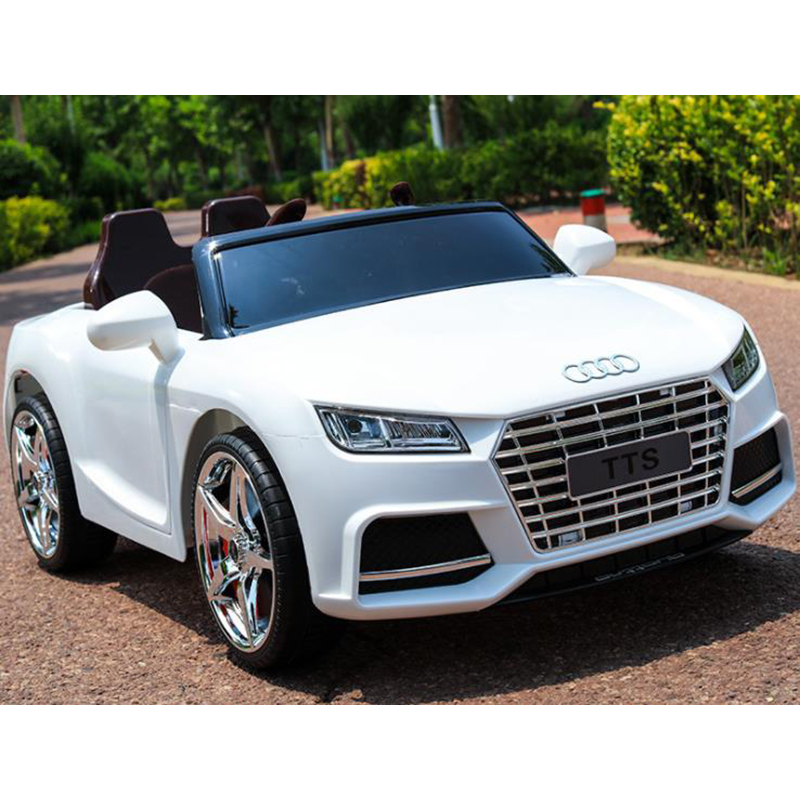 Telecar Children's Electric Cars Battery Remote Control Toy Car Children 1 To 6 Years Old Can Ride In Four-wheeled Sedan