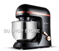 Electric mixer Food processor Dough kneading machine 5L 1000W eggs cake kitchen stand mixer food Cooking mixing beater