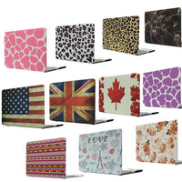 New Flag Cute Print Hard Case For Apple Macbook Air Pro Retina 11 12 13 Retina