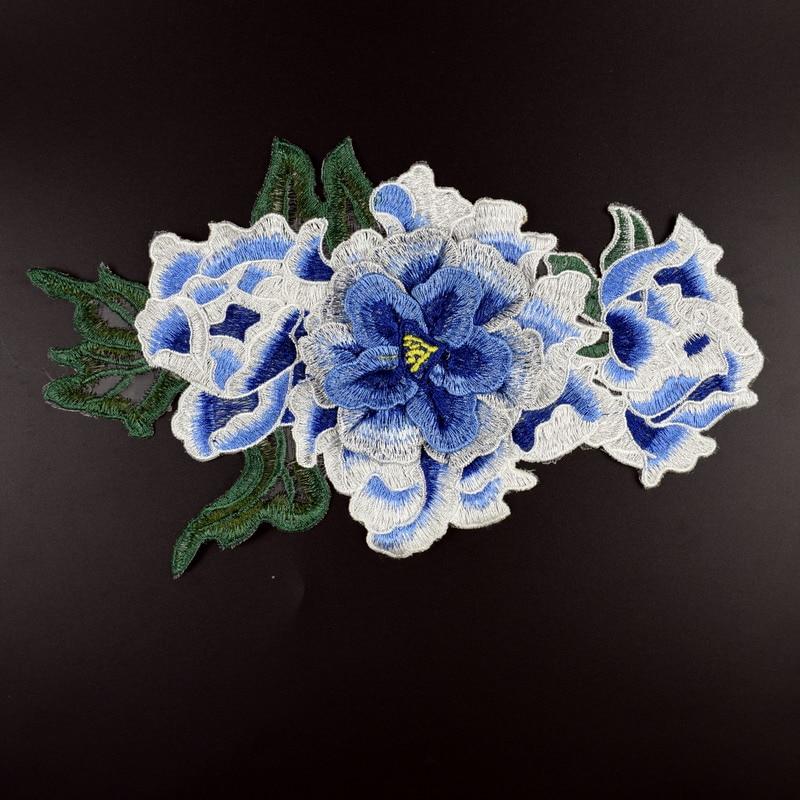 1pc Lace λαιμό λουλουδιών λουλουδιών και - Τέχνες, βιοτεχνίες και ράψιμο - Φωτογραφία 5