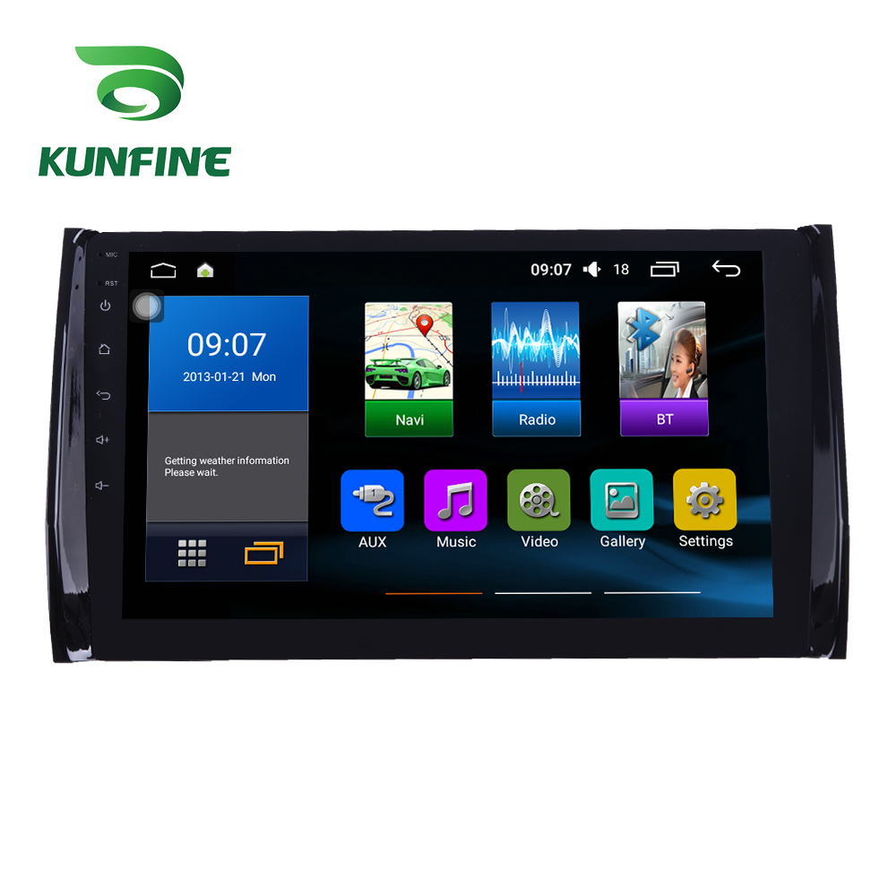 Octa Core 1024 600 Android 8 1 font b Car b font DVD GPS Navigation Player