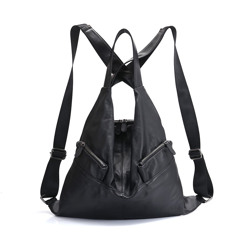 Здесь можно купить  Female backpack casual Multifunction Women Backpack  personality cowhide leather Backpacks Teenagers Travel Women Backpacks  Камера и Сумки