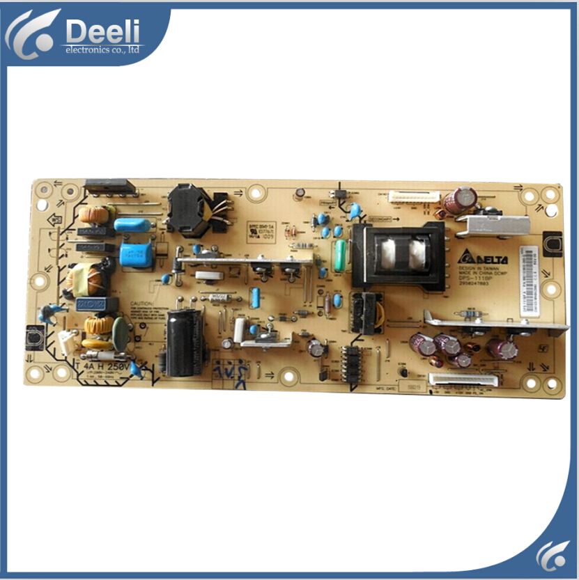 95% new good working original for DPS-111BP 2950247803 LTY320AP04 Power Supply Board KLV32BX205 95% new used board good working original for power supply board la40b530p7r la40b550k1f bn44 00264a h40f1 9ss board