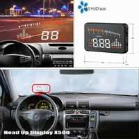 Liislee Auto HUD Head Up Display Voor Mercedes Benz C Klasse W204 2007 ~ 2014-Veilig Rijden Scherm Projector Refkecting Voorruit