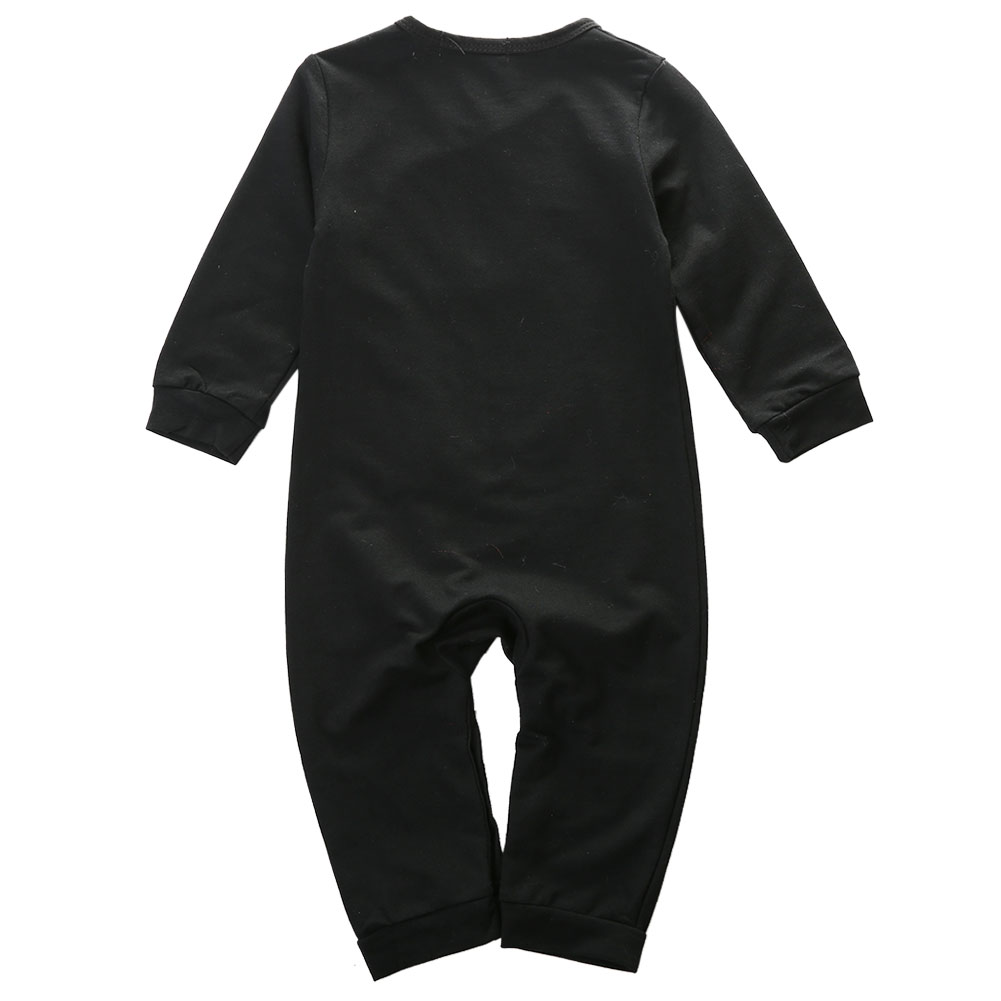 db96369dedd Black romper baby