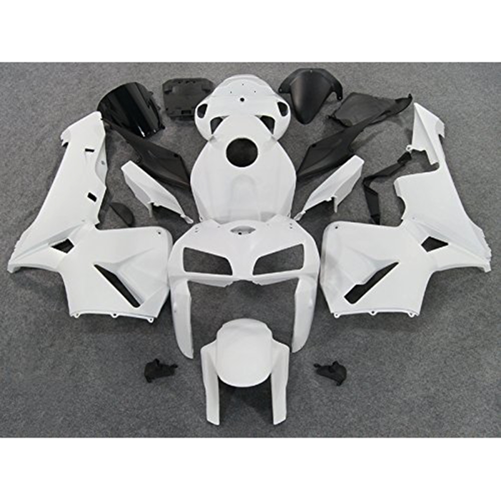 Wotefusi ABS Injection Mold Unpainted Bodywork Fairing For HONDA CBR 600 RR F5 05 06 [CK1034] unpainted abs injection mold bodywork fairing kit for honda cbr600rr 2013 13 new