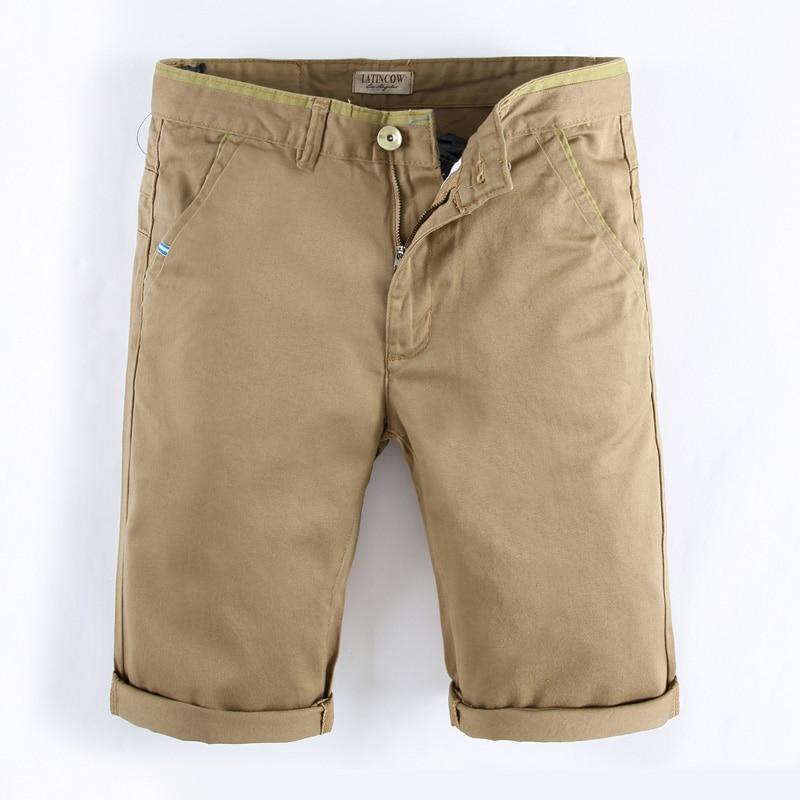 Popular Khaki Denim Shorts-Buy Cheap Khaki Denim Shorts lots from ...
