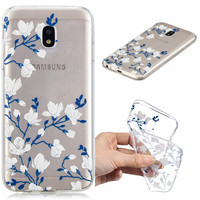 100PCS For Samsung Galaxy J3 2017 Case Cover for Samsung J3 2017 Case Silicone Capas for Samsung Galaxy J3 2017 j330 Case Cover