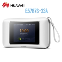 Unlocked Huawei E5787S 33A 300mbps 4g lte router Cat6 WiFi Router with SIM card slot E5787 hotspot