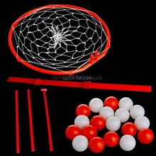 цена Headband Hoop Ball Toy Catching Basketball Kid Game Head Strap with 20 Balls #H055#