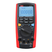 UNI-T Digital Multimeters UT71E Intelligent LCD True RMS AC DC Volt Amp Ohm Modern Auto Range Mini