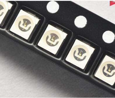 New 1000pcs 1210 3528 SMD SMT PLCC-2 Purple UV POWER TOP 2500MCD Ultra Bright LED New Wholesale