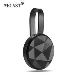 Новый WECAST E19 Беспроводной HDMI Dongle СМИ Дисплей приемник Поддержка Miracast Airplay DLNA для Android iOS Windows ТВ Stick E8