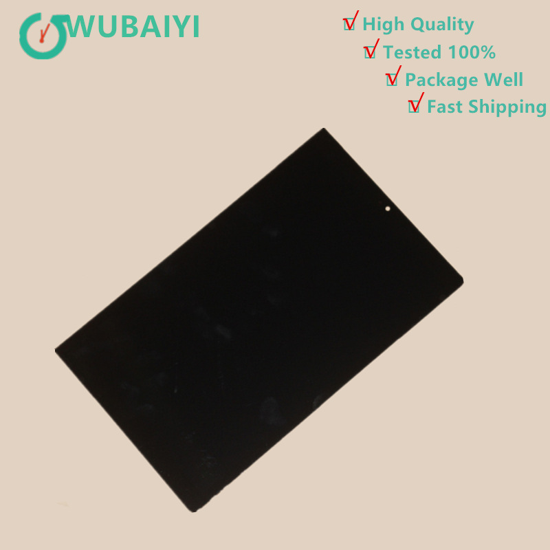 LCD Display with Touch Screen Digitizer Assembly Parts For Lenovo Yoga Tab 3 Pro 10 YT3-X90 YT3-X90F YT3-X90L/M nad hp20 black