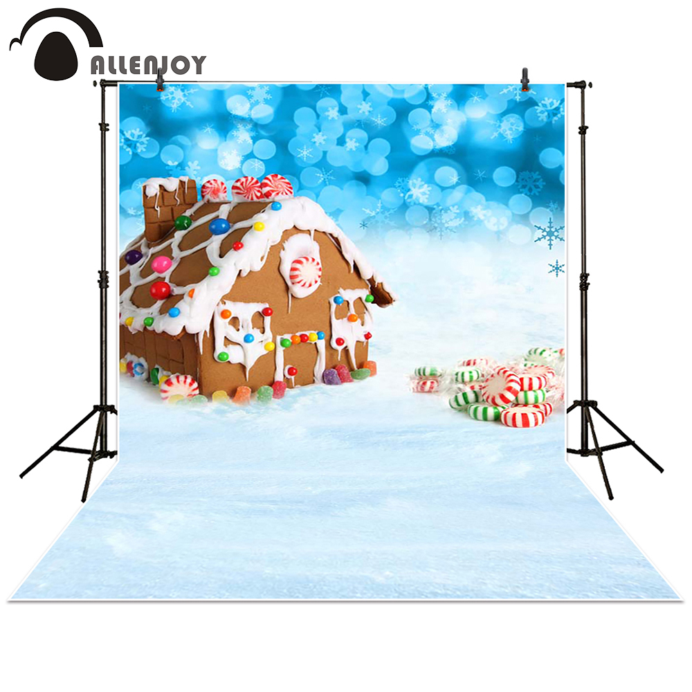 Allenjoy photography backdrop sweet candy room dot bokeh haze baby shower children background photo studio photocall allenjoy photography backdrops library bookshelf school student study room books photocall baby shower