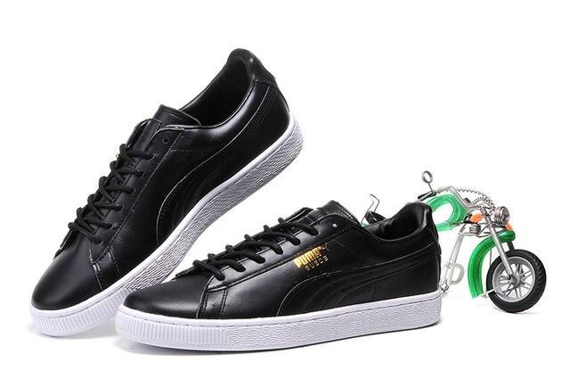 5ab7b1e500d Original New Arrival Puma Suede Classic Men s Hard-Wearing Sneakers  Badminton Shoes Sports size40-44