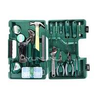 36 pçs conjunto de ferramentas eletricista casa ferramentas de ferramentas de ferramentas de reparo multi-função dy06503