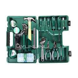 36 sztuk zestaw narzędzi elektryk sprzęt domowy przybornik wielofunkcyjny Repair Tool DY06503
