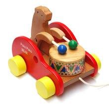 Детская игрушка музыкальный инструмент Детские барабаны для