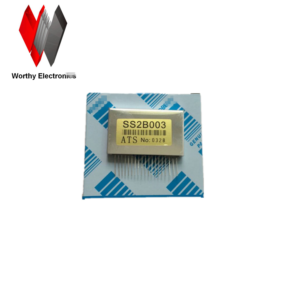 Free shiping good quality Excavator fittings Computer board repair accessories throttle driver module SS2B003