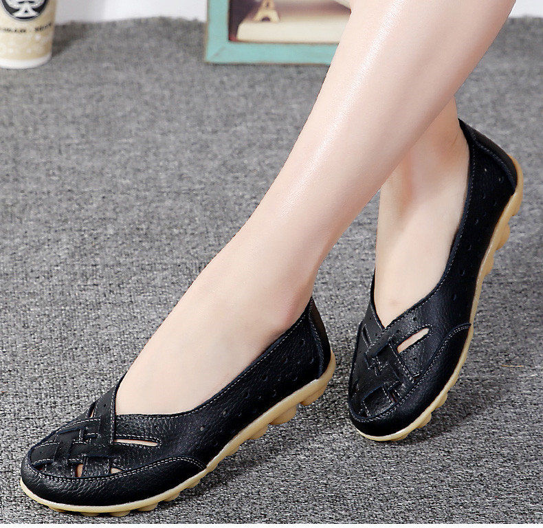 AH1165 (13) Women's Loafers Shoes