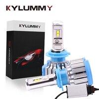 H4 H7 H11 LED Headlight Bulbs Car H1 H3 9004 9005 9006 H27 Automobile LED Driver
