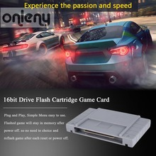 Onleny 16 bit Super Já Cartucho de Jogo Flash Drive Flash TV Vídeo Game Console Game Card Plug & Play para chrono Trigger