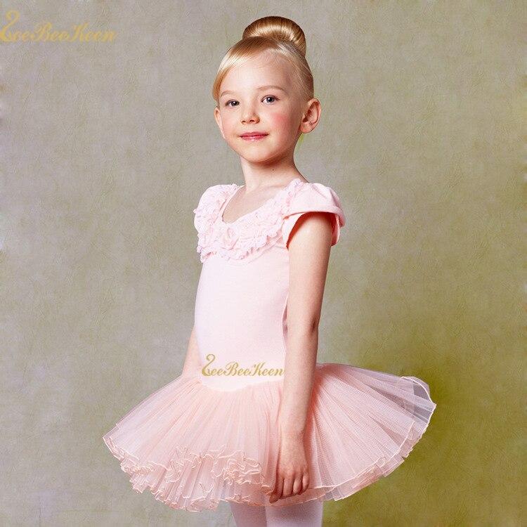 Classical-Ballet-Tutu-Dancewear-2-9-Years-Girls-Ballet-Clothes-Costumes-Toddler-Leotard-Professional-Tutus-Ballerina