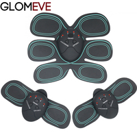 New Wireless Smart Abdominal Muscles Device EMS Muscle Stimulation Intensive ABS Fitness Muscle Trainer Slimming Body