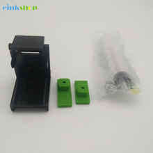 Einkshop Ink Cartridge Absorption Clamp Pumping refill tools replacement for HP 60 61 56 121 122 For Canon PG40 PG540 ink cartridge absorption clamp pumping refill tool kits for hp 21 22 60 61 56 57 901 121 122 300 for canon pg40 50 pg540 pg37