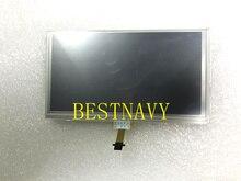 משלוח חינם חדש לגמרי 6.1 אינץ LA061WQ1 TD04 LCD תצוגת מסך LA061WQ1 (TD) (04) LCD עם מגע עבור 2014 Toyotta קורולה GPS
