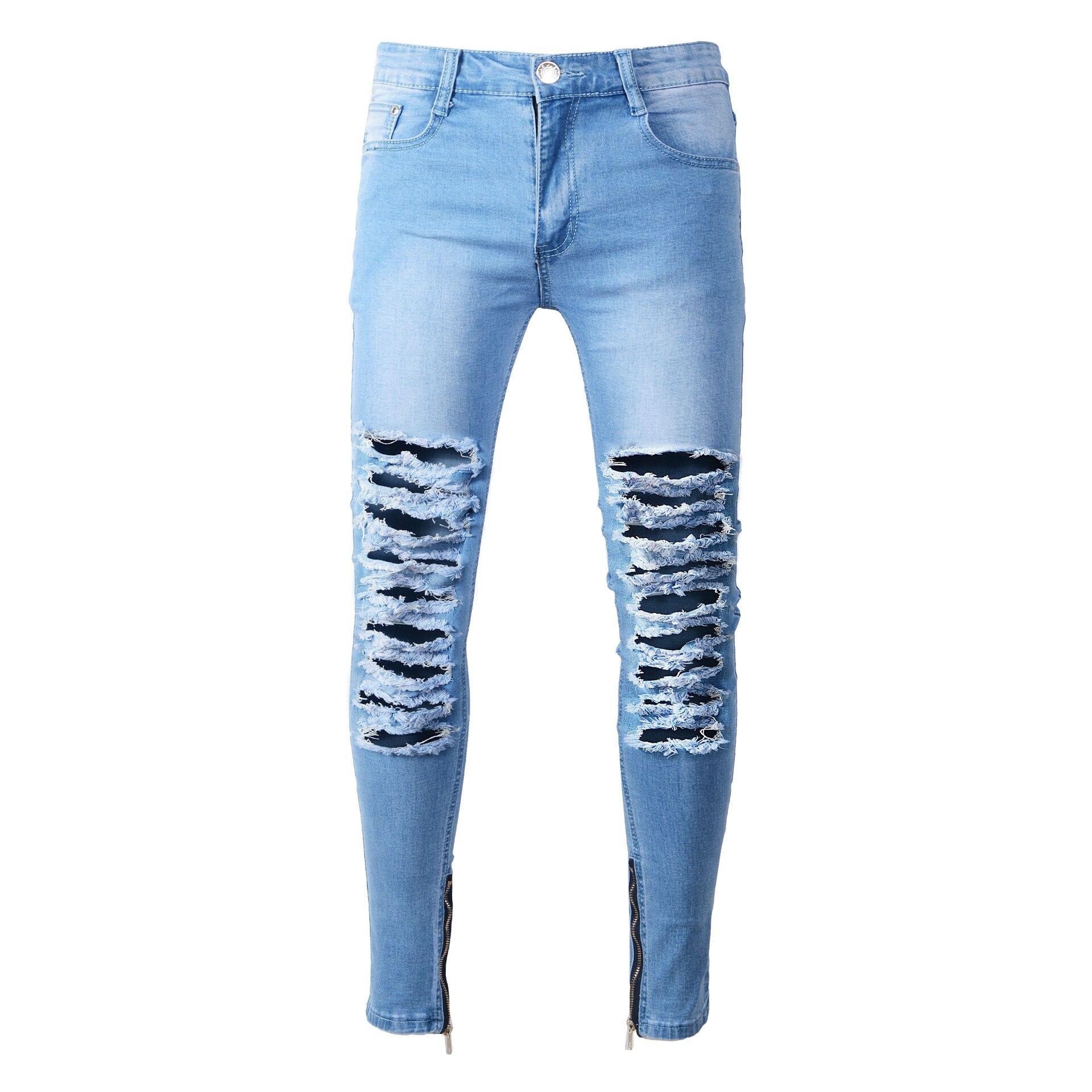 Branded font b Men b font font b Jeans b font Black font b Jeans b
