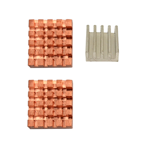 Image 5 - Framboise Pi 3 Kit de démarrage avec framboise Pi 3 modèle B + original pi 3 boîtier + dissipateurs thermiques pi3 b / pi 3b avec wifi & bluetooth