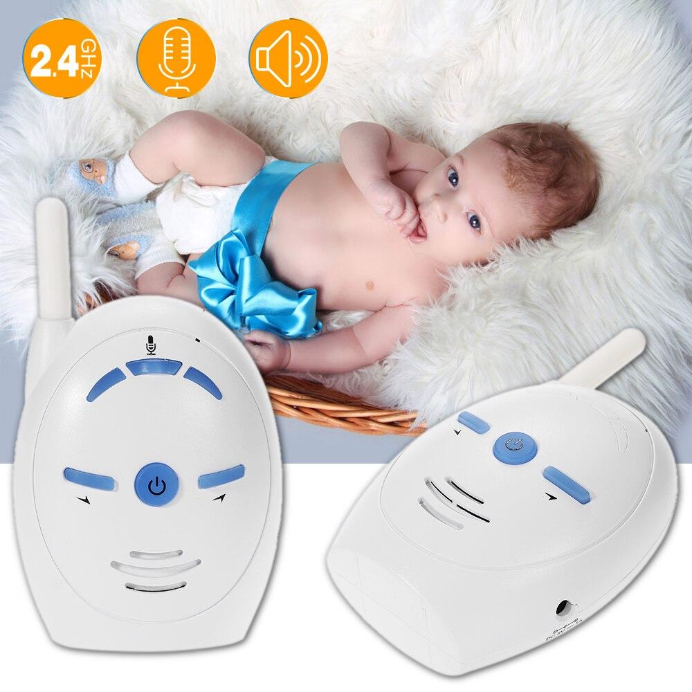 Child Baby Walkie Talkie Baby Monitor Audio Baby Intercom BabyPhone Baby font b Alarm b font