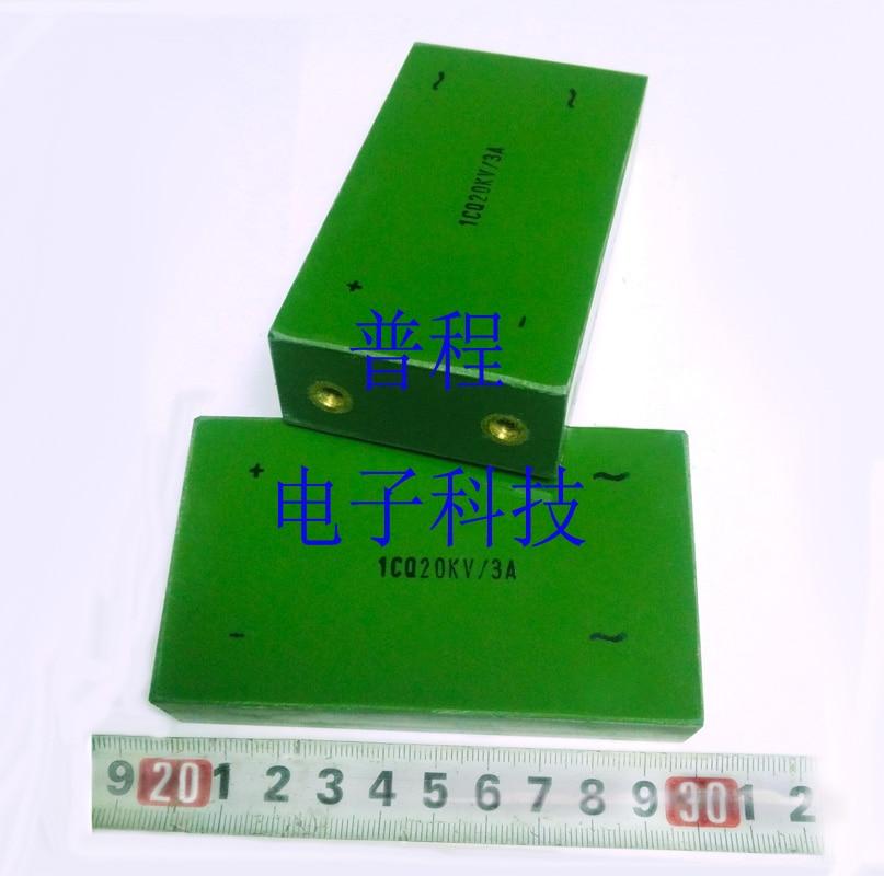 1CQ 20KV/3A High Voltage Silicon Reactor Rectifier Full Bridge Silicon Bridge
