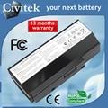 Bateria do portátil para ASUS A42-G73 G73-52 70-NY81B1000Z G53 G53S G53J G73 G73JH G73G G73J
