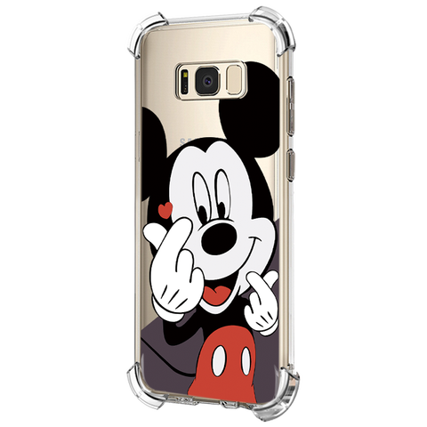 Cartoon Pattern Covers For Samsung Galaxy A50 A60 A9 A20e A30 A40 Note 8 9 S8 S9 S10 S10e S7 Edge A6 A7 A8 Plus J8 Airbag Cases Islamabad