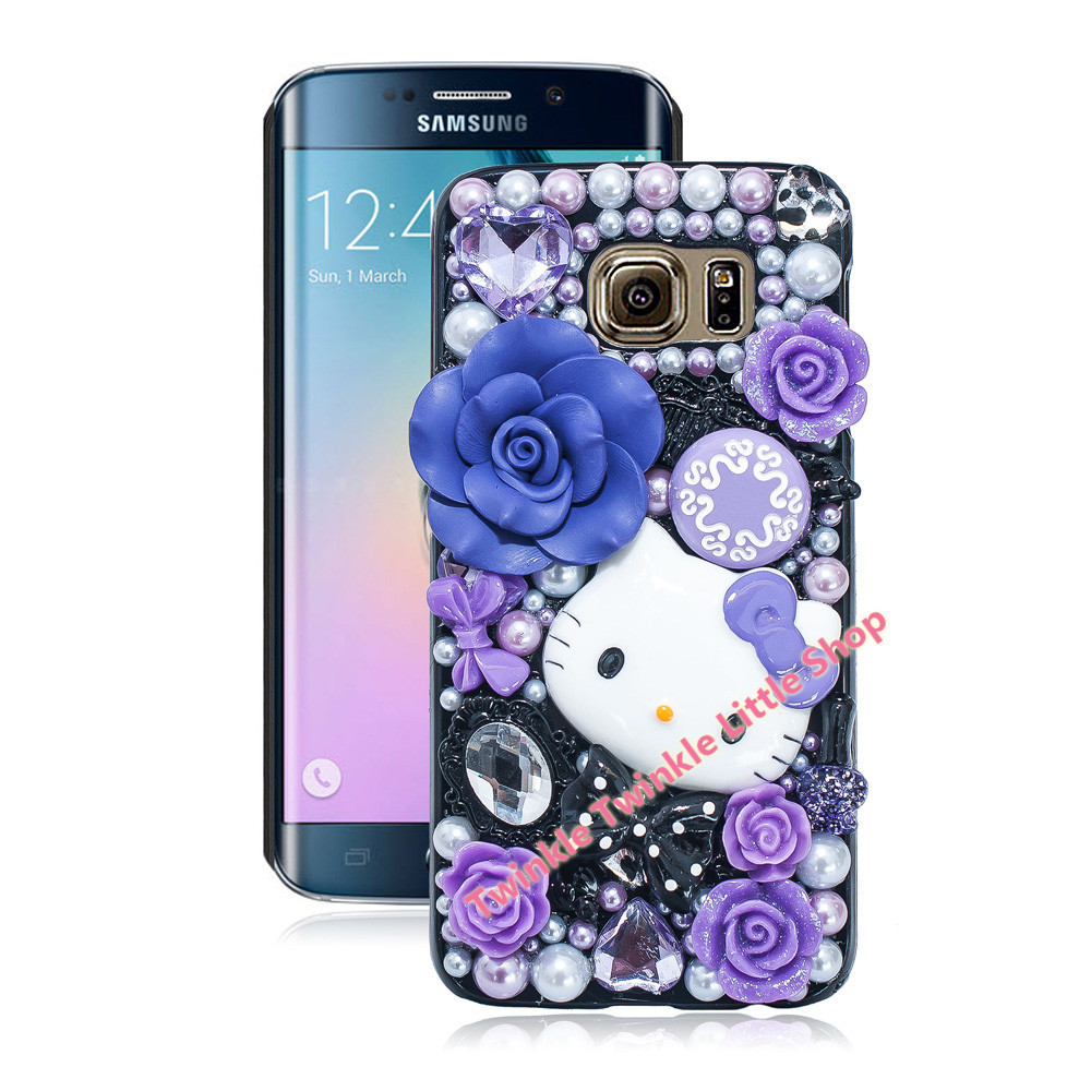 coque samsung s7 edge hello kitty