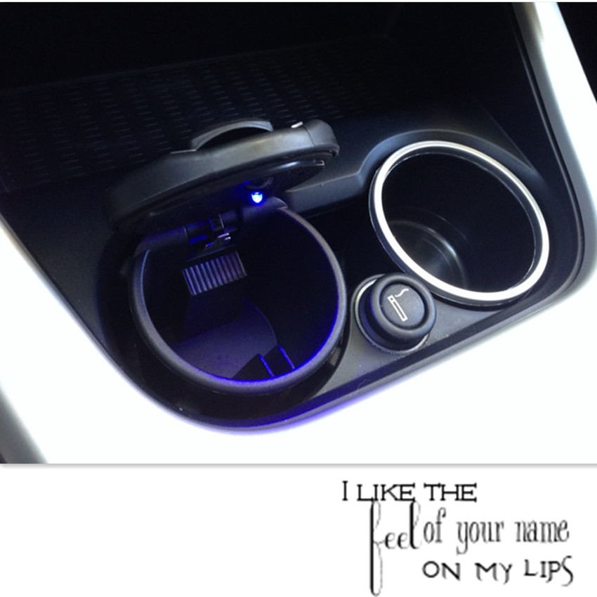 Car Accessories Portable Car Ashtray FOR Honda Civic Accord CRV Fit ...
