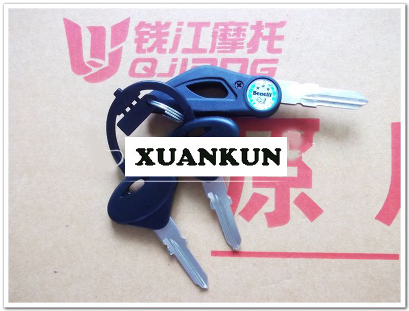 XUANKUN BJ600/BJ300 Key Hair Embryo / Lock Embryo