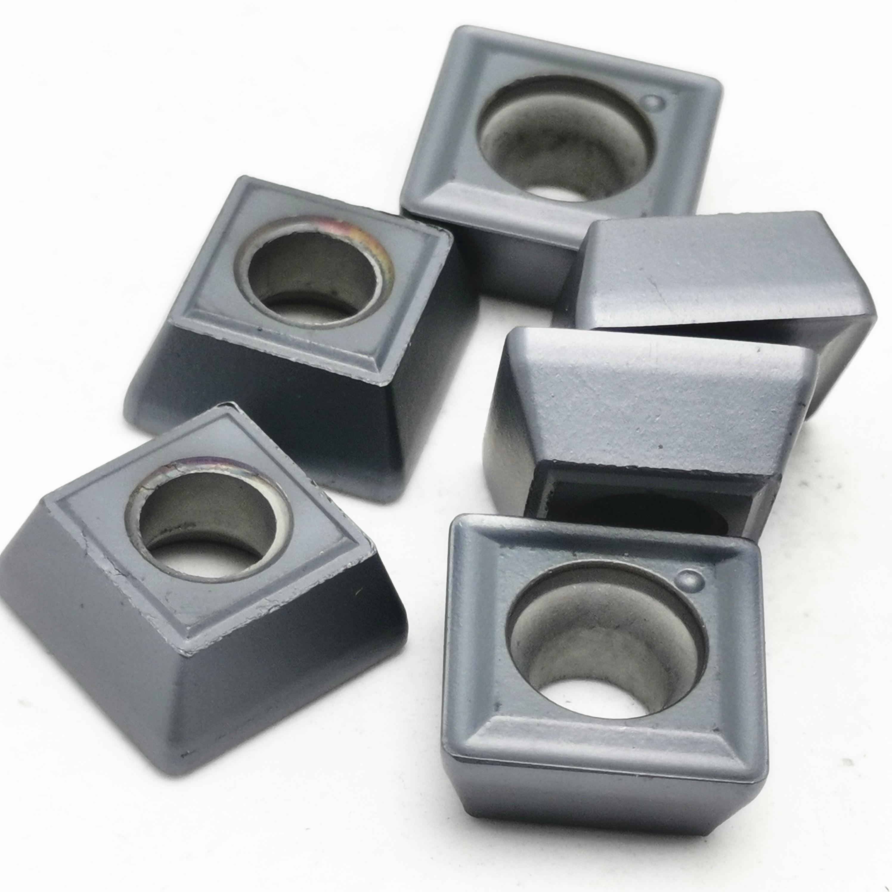 10PCS SPMG090408 DG TT9030 SPMG 090408  Carbide Insert Turning Tool Lathe Cutter Milling Cutter CNC Cutting Tool