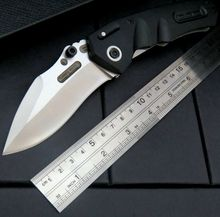 Newest Arrival TUNNEL RAT GFMIS MAGNUM Revol-GB folding knife G10 Griff Messer 9CR18MOV blade steel Outdoor tool Camping Knifw
