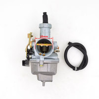 High Quality Motorcycle Carburetor PZ26 26mm For Honda CG125 CG 125 Euro III Engine Spare Parts