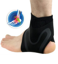 1 Pcs Pressurizable Sport Basketball Ankle Support Soccer Volleyball Running Jogger Ankle Brace Guard Anti Sprain Tobillera Sock