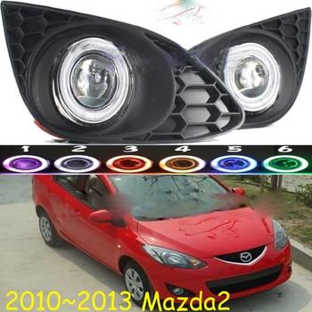 car bumper light for mazda 2 Mazda2 fog light,halogen 2010~2013y car accessories fog for Mazda2 headlight