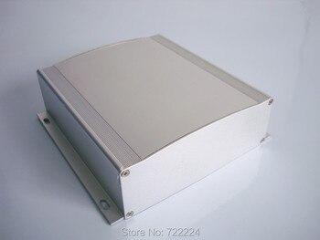 4 pcs/lot 154*49*147mm aluminum enclosure for electronic project housing DIY power amplifier PCB switch junction outlte case