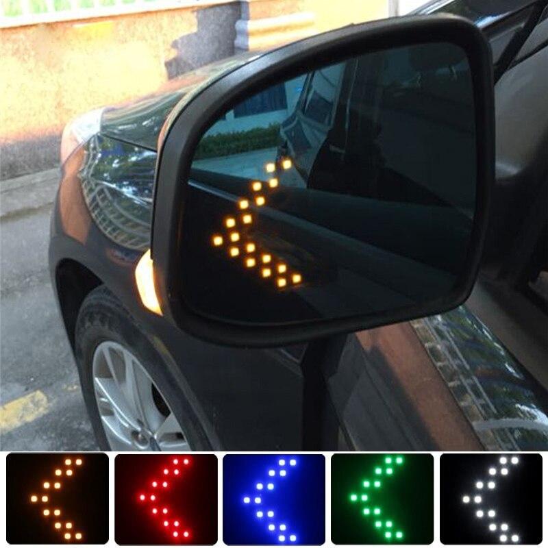 Car Rear View Mirror Indicator Turn Signal Indicator Light For Mitsubishi  Outlander 3 Lancer 10 9 Asx Pajero Sport Carisma Colt